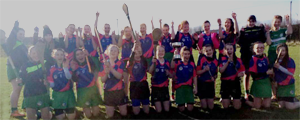Camogie Champs 18