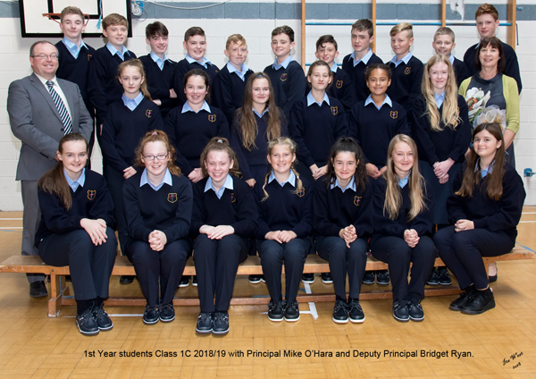 First Years 1C 2018 19