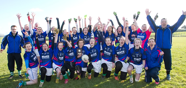 Junior Ladies Win Munster Final!!