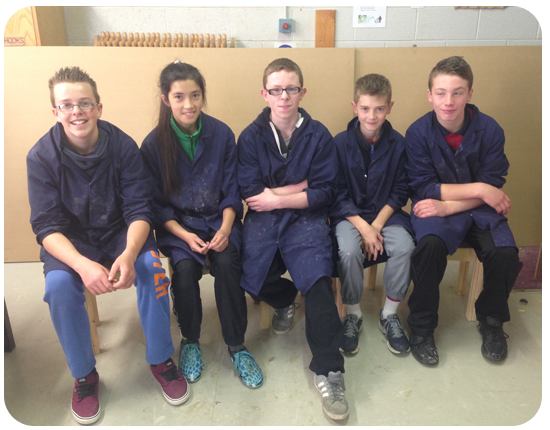 Scoil p l wood projects for Pol junior design