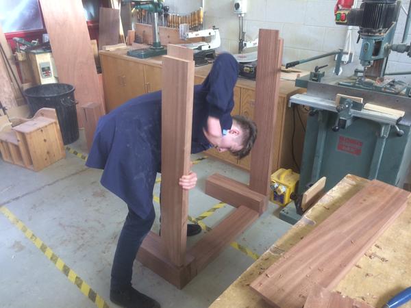 Leaving and junior cert woodwork for Pol junior design