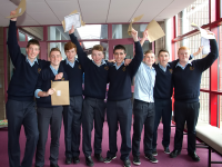 Junior Cert Celebrations 2015