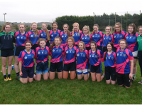 Junior Camogie 2018/2019